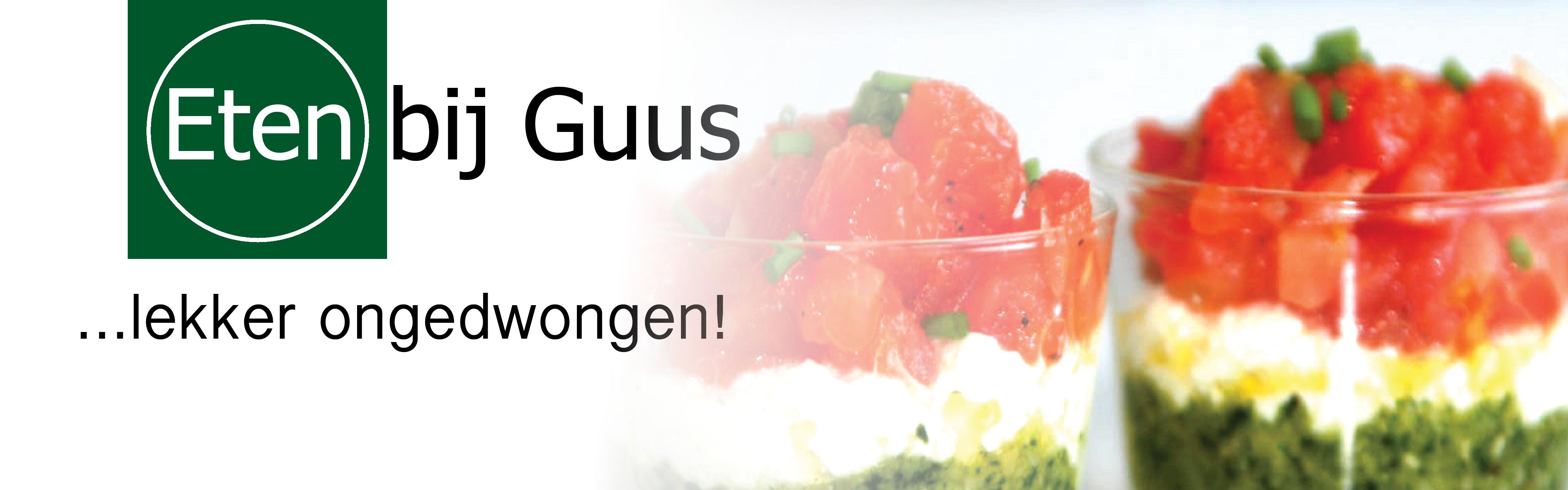 Eten bij Guus
